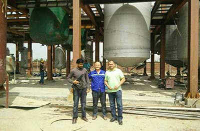 Biodiesel Equipment Installation In Pakistan