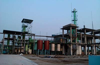 Biodiesel Project For Yisheng Biotechnology