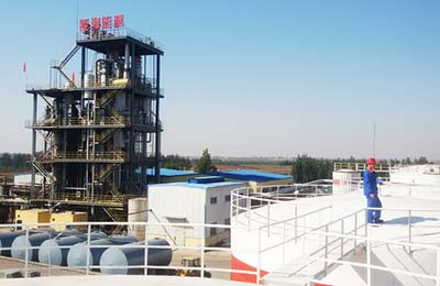 biodiesel project for longhai bioenergy