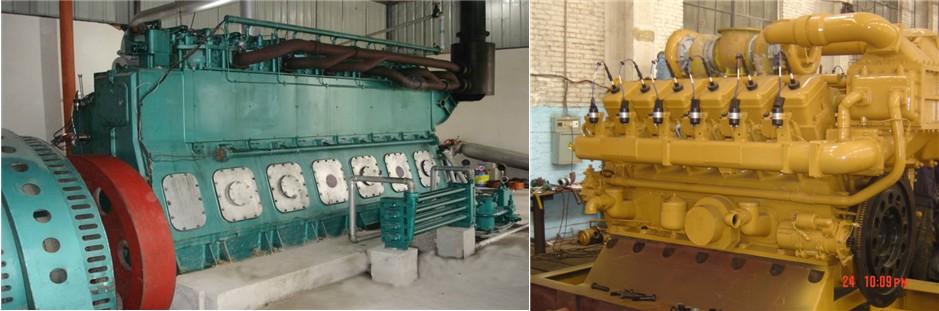 Internal Combustion Generation Sets