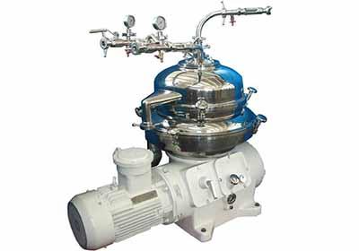 Biodiesel Oil Disc Centrifuge Separator