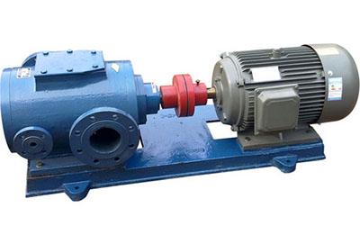 High Temperature Biodiesel Triple Screws Pump