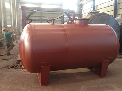 ISO Biodiesel Storage Tank