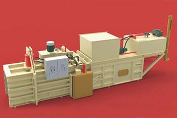 Automatic Hydraulic Balers