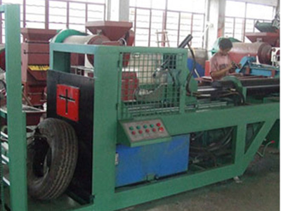 Hook Wire Drawing Machine