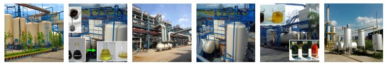 Tyre Pyrolysis Oil Distillation Plant 2