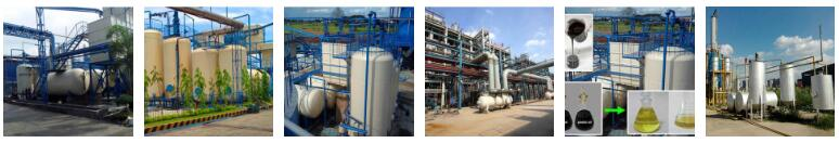 Used Oil Recycling Plant 2