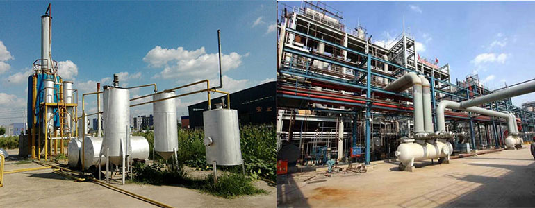 Used Oil Recycling Plant 3